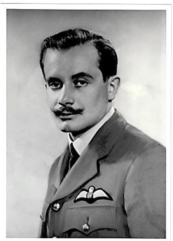 Flight Lieutenant Richard Hellyer